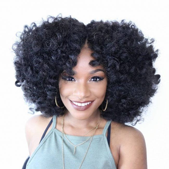 Unique Crochet Hair Styles : 50 Chic Crochet Weave Hairstyles - Designs Worth Trying