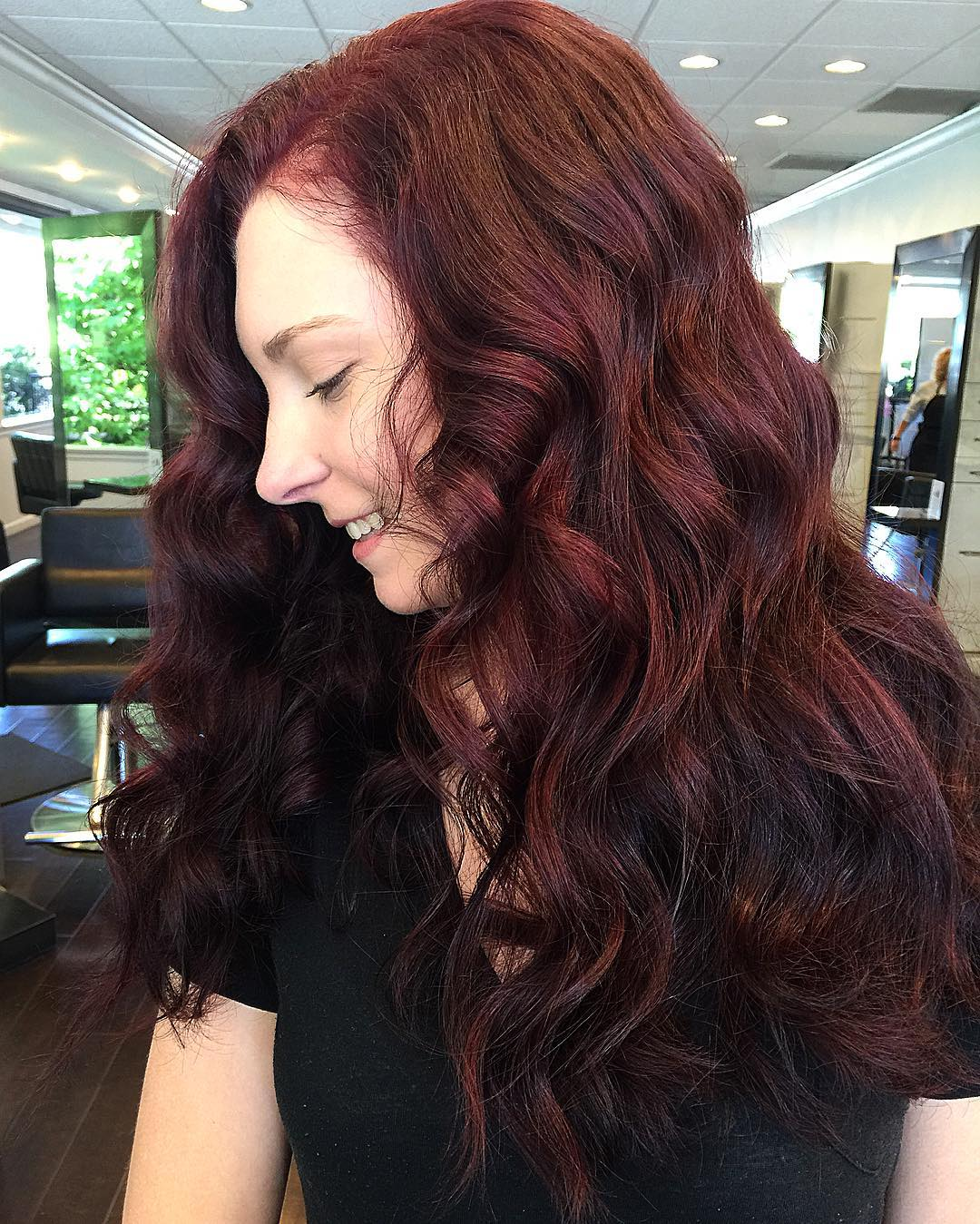 50 Bewitching Red Violet Hair Color Ideas  Magical Combinations