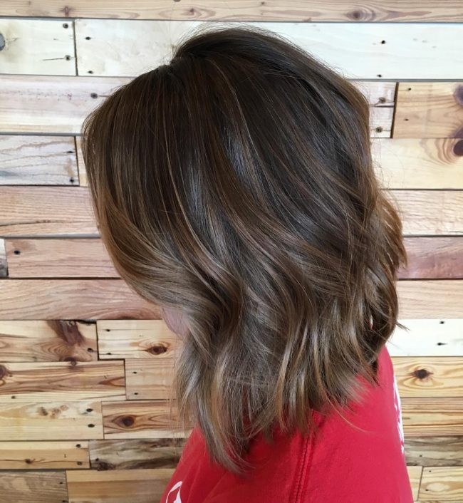 Cola Roots with Hazelnut Highlights
