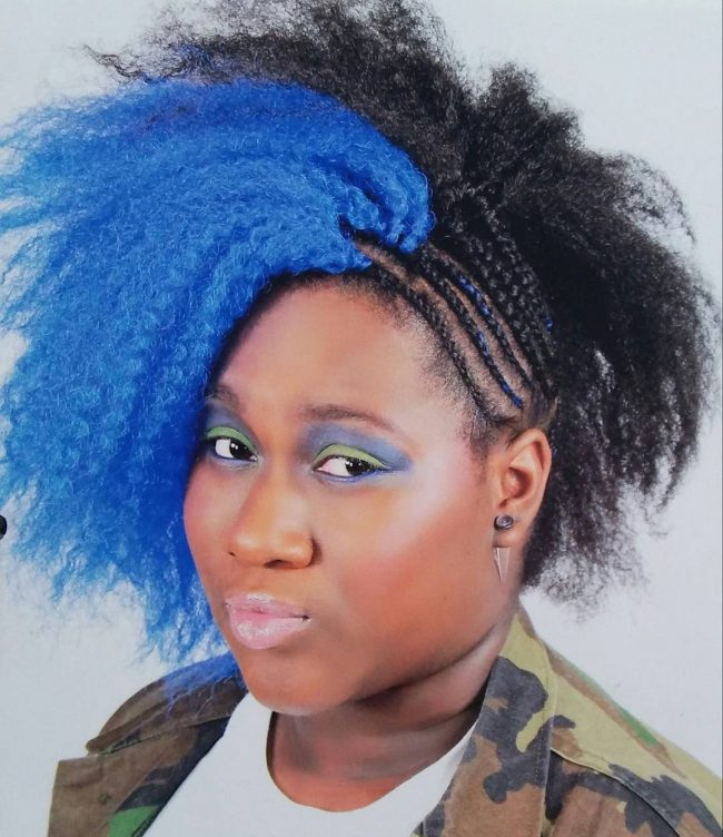 Crochet Hair Mohawk : 50 Chic Crochet Weave Hairstyles - Designs Worth Trying