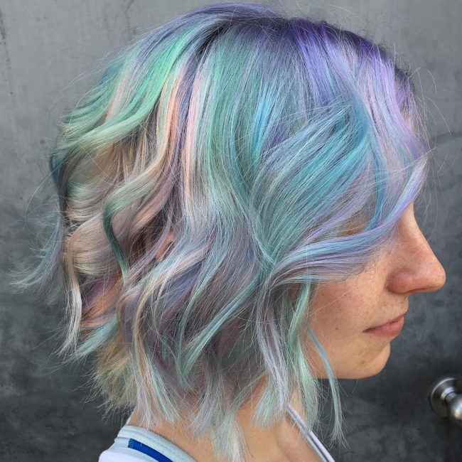 Jewel Box Hair