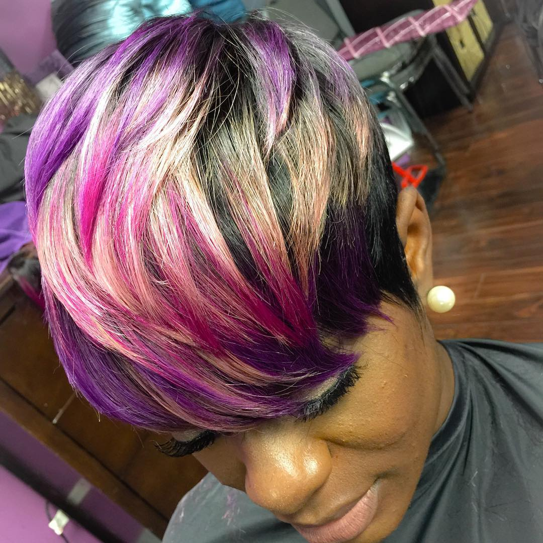 30 Classy Short Weave Hairstyles Create The Look Of Your