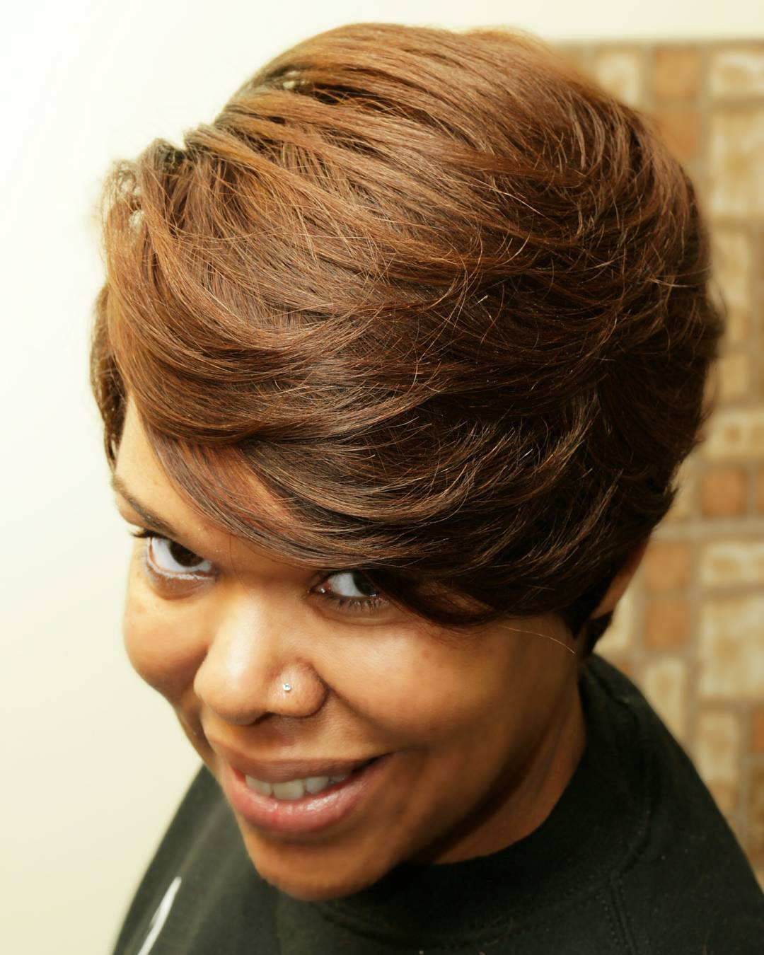 30 Classy Short Weave Hairstyles — Create the Look of Your