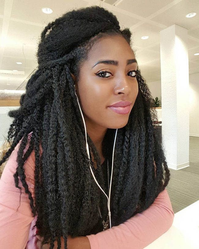 Loose Marley Crochet Twists