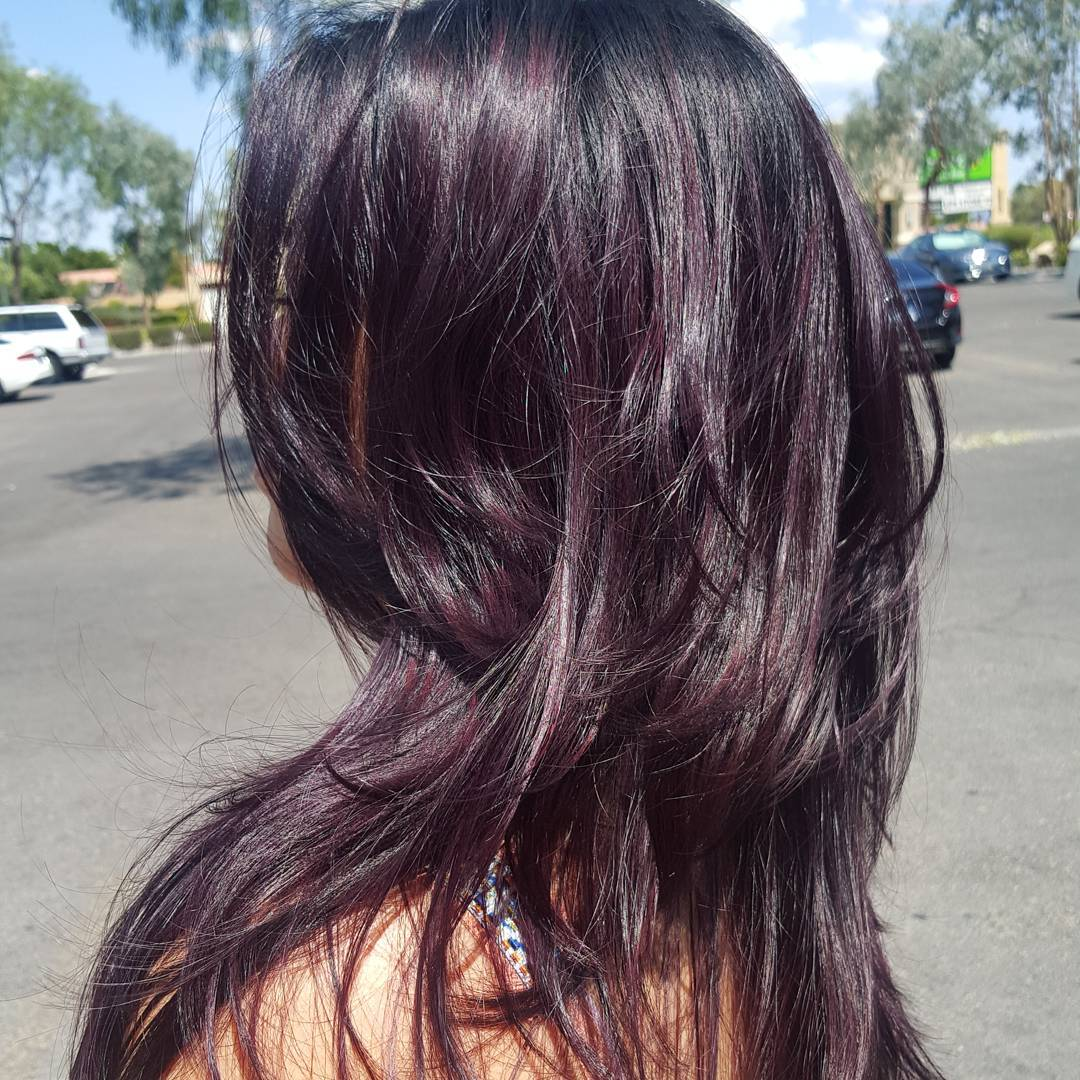 1000 Ideas About Splat Purple Hair Dye On Pinterest Splat