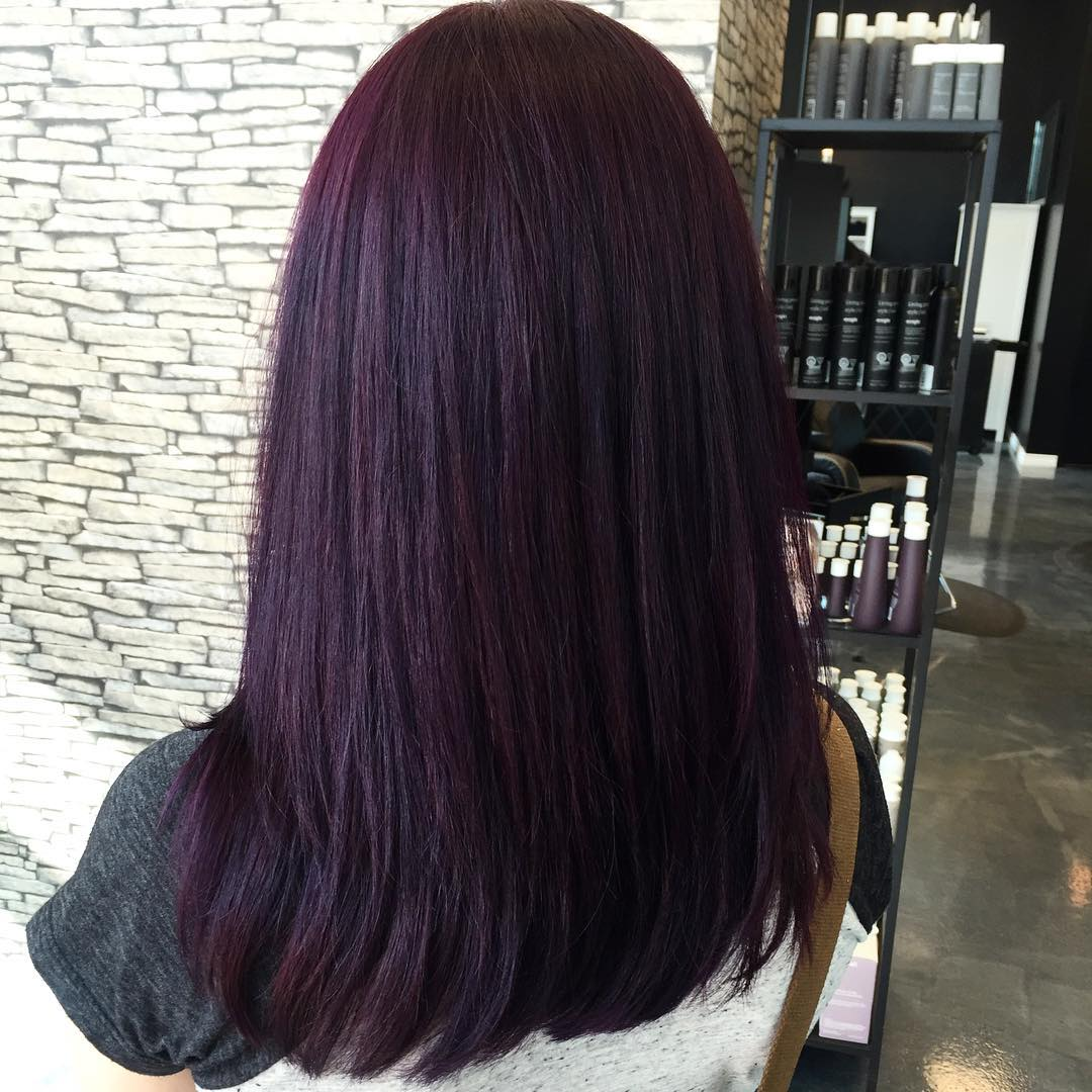 25 Secrets About Dark Purple Hair Color That Has Never Been Revealed