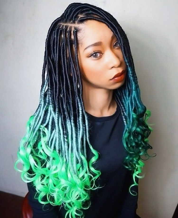 30 Stunning Faux Locs Hairstyles — Stylish Protection for