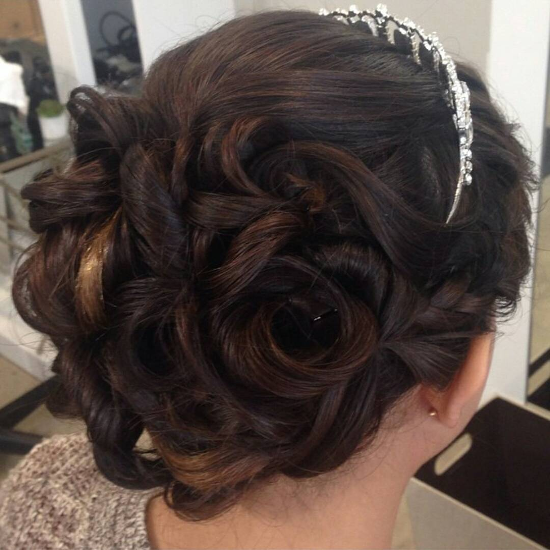 45 Chic Quinceanera Hairstyles Best Styles For Your