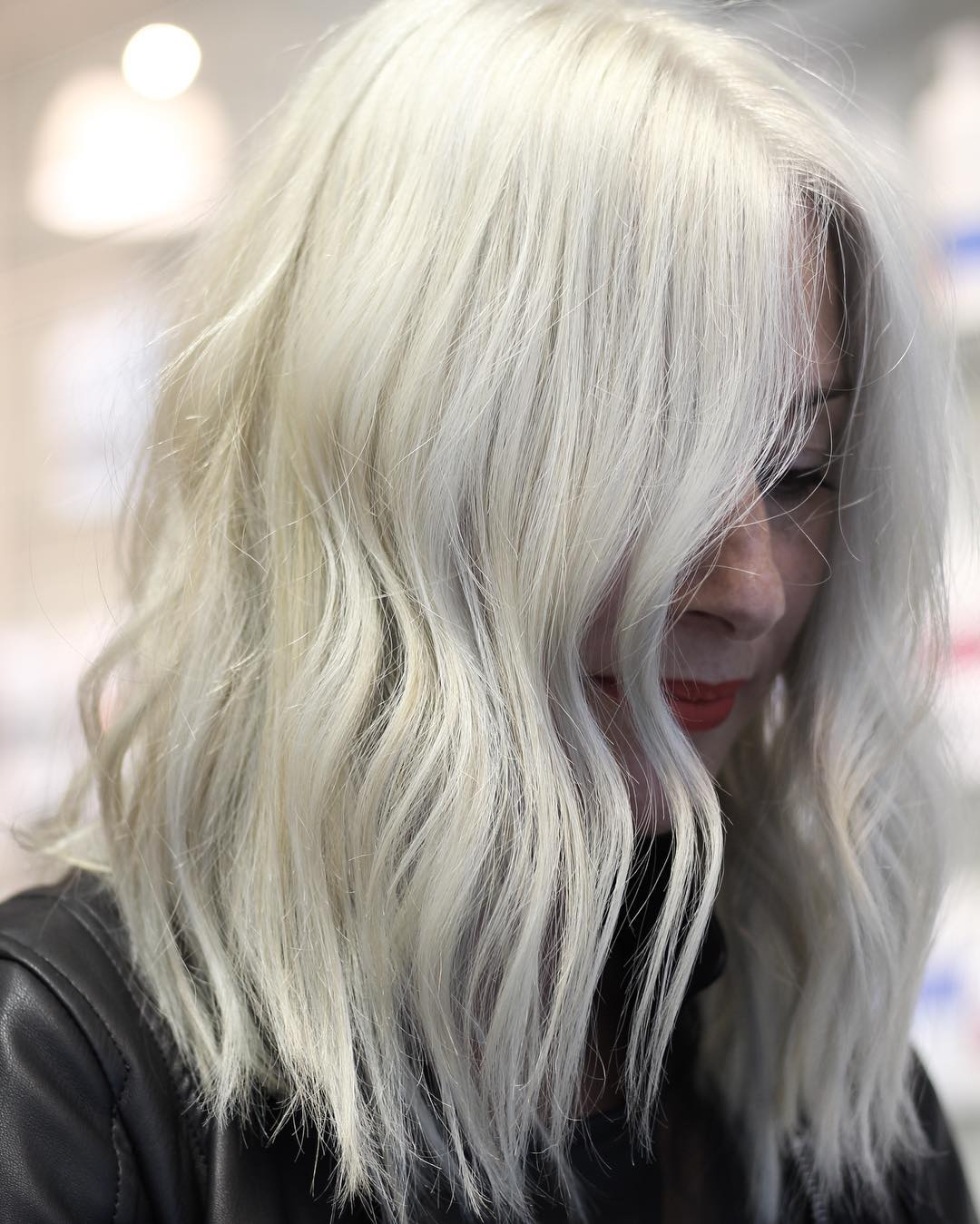 30 Elegant White Blonde Hair Ideas Perfect Snowy Shades
