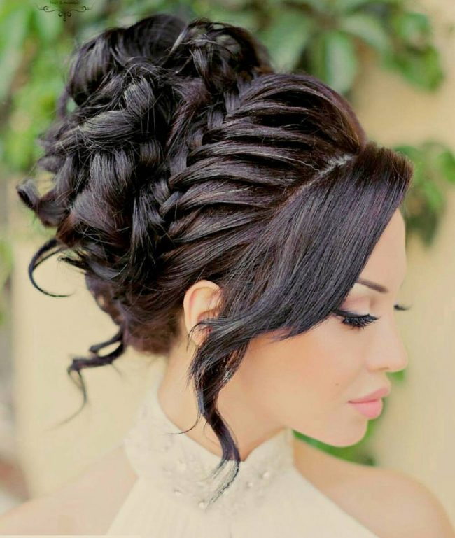 Quinceanera Hairstyle : Unique Quinceanera Hairstyle