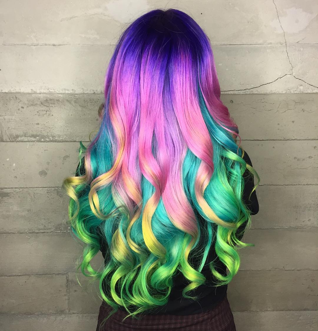 30 Brightest Pravana Hair Color Ideas Every Shade In The