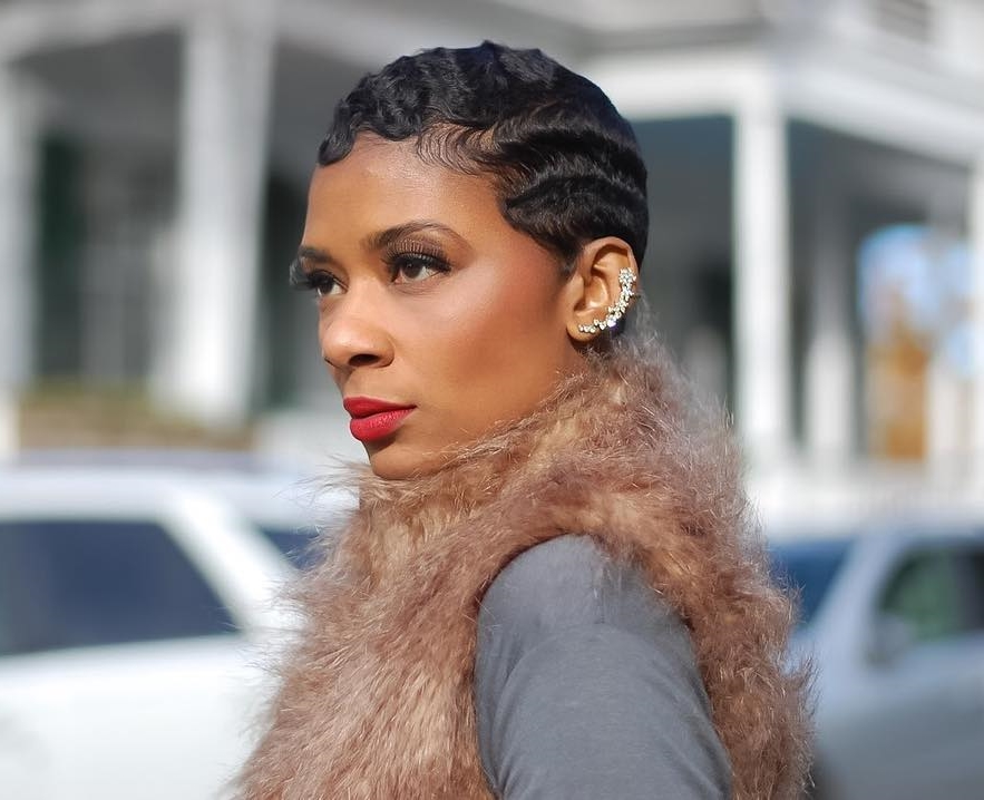 55 Hottest Short Hairstyles For Black Women Find The Look