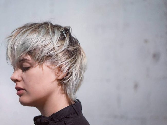Short Hairstyles 30