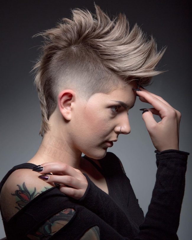 Short Hairstyles 34