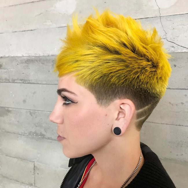 Short Hairstyles 35