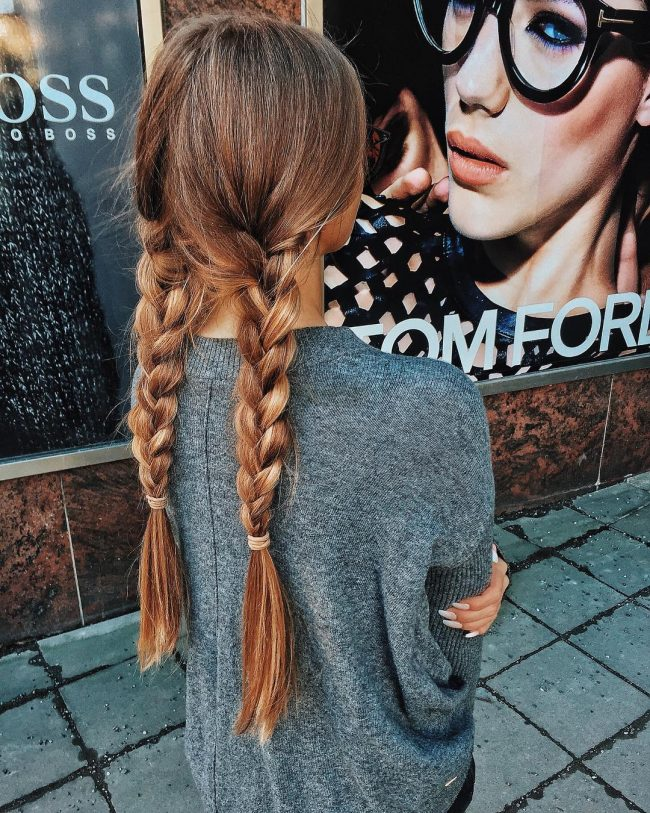 Back to School Hairstyles 11