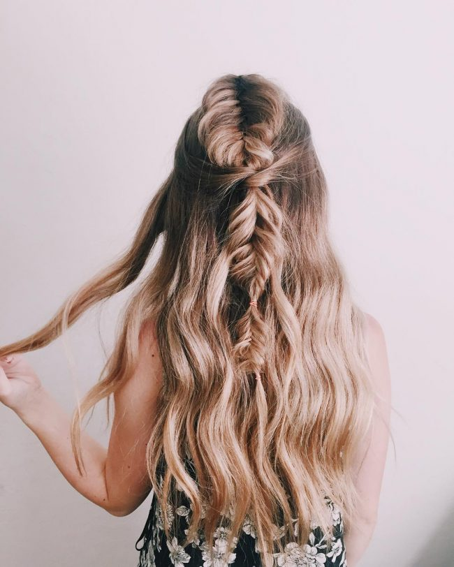 Back to School Hairstyles 30