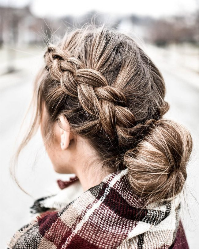 Back to School Hairstyles 31