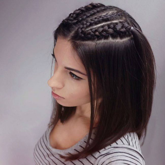 Back to School Hairstyles 48