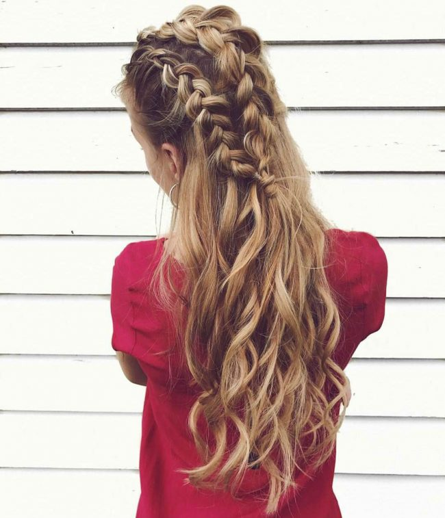 Back to School Hairstyles 8