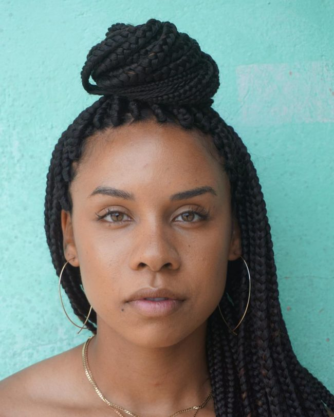 Box Braid Hairstyles 10
