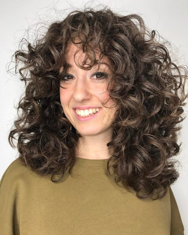 Curly Hairstyles 23
