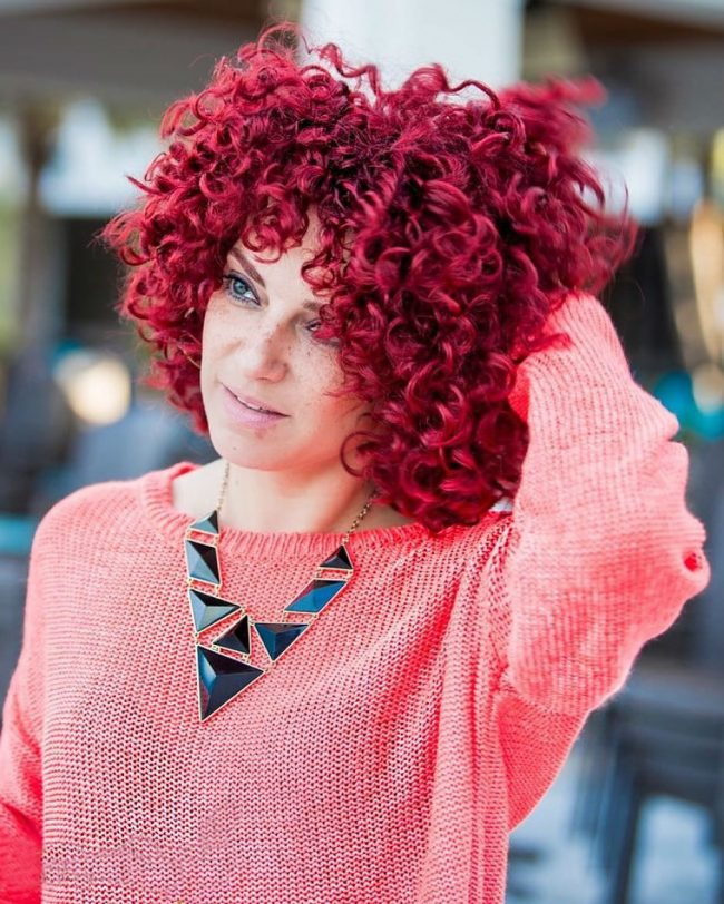 Curly Hairstyles 35