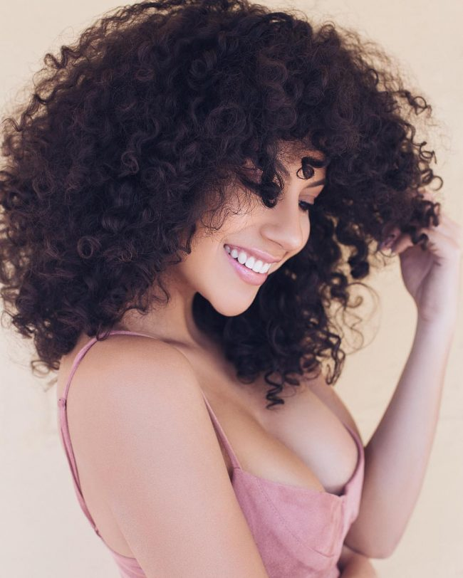 Curly Hairstyles 8