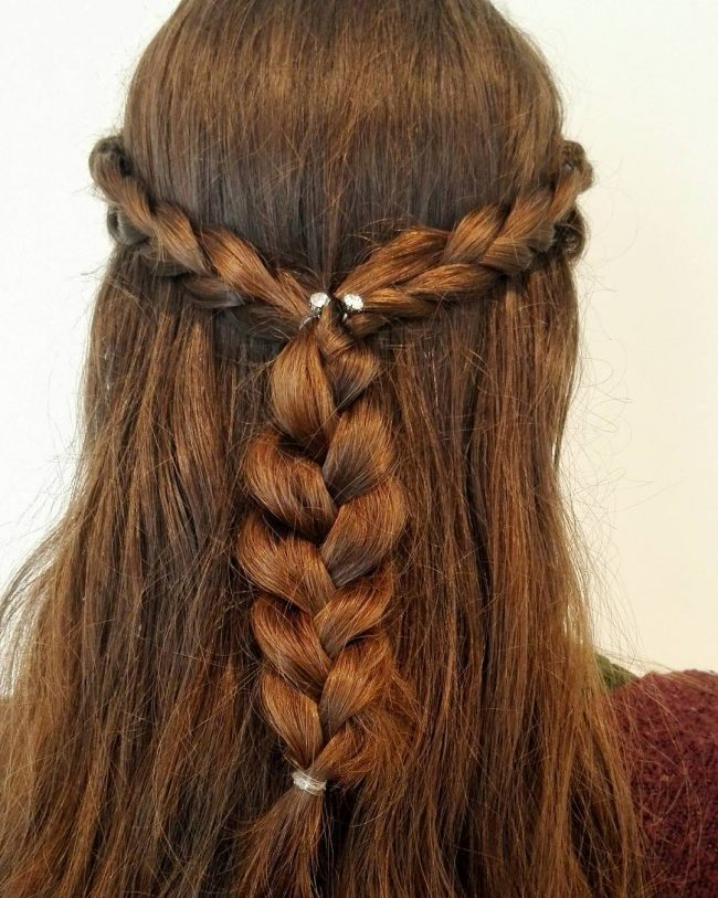 French Braid Hairstyles 19