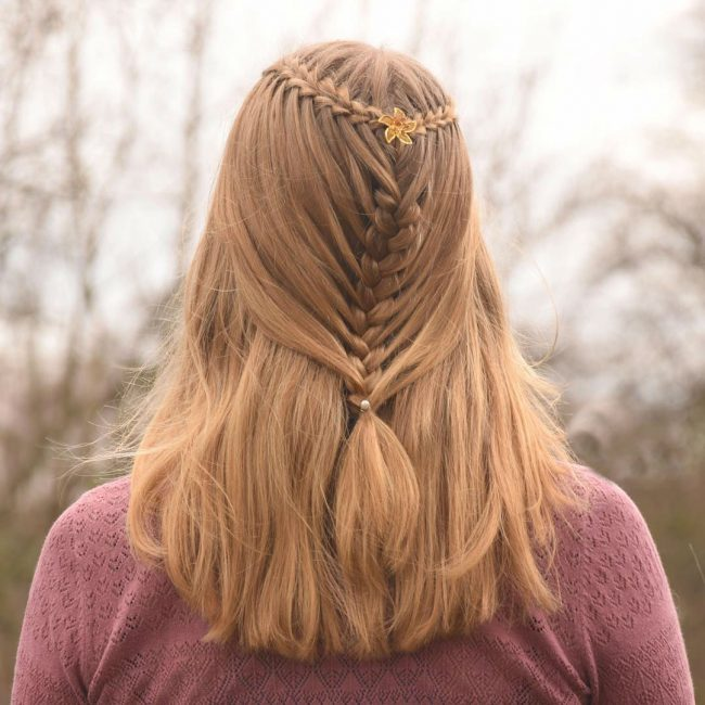 French Braid Hairstyles 27