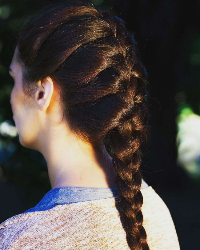 French Braid Hairstyles 33