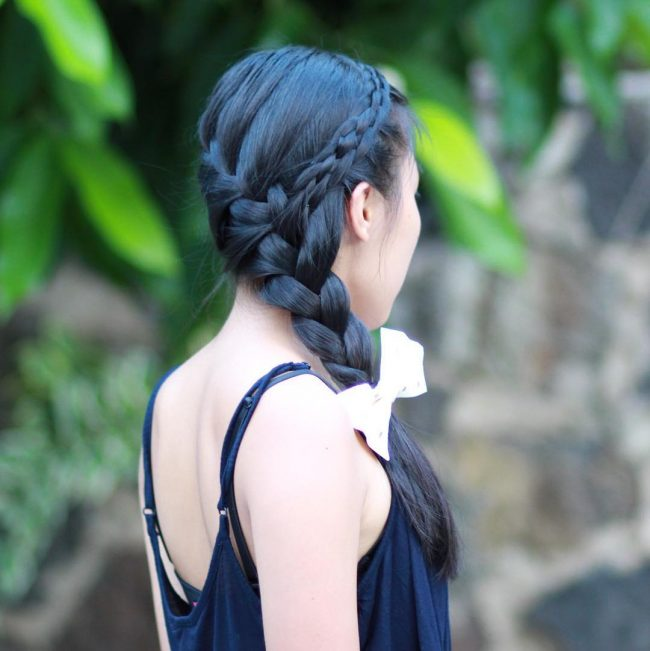 French Braid Hairstyles 36