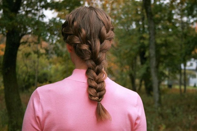 French Braid Hairstyles 38