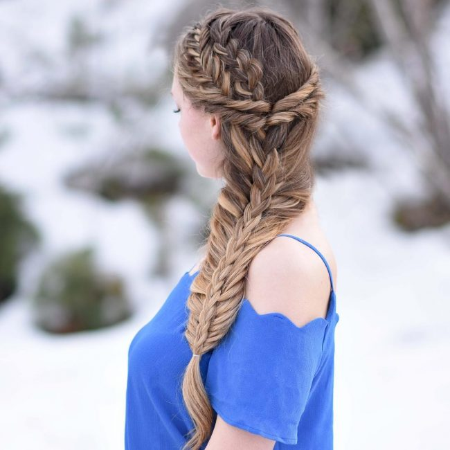 French Braid Hairstyles 40