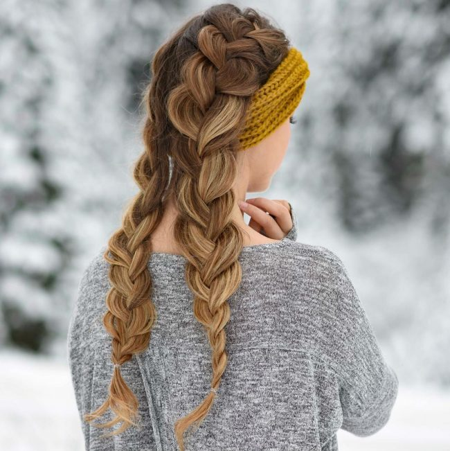 French Braid Hairstyles 42