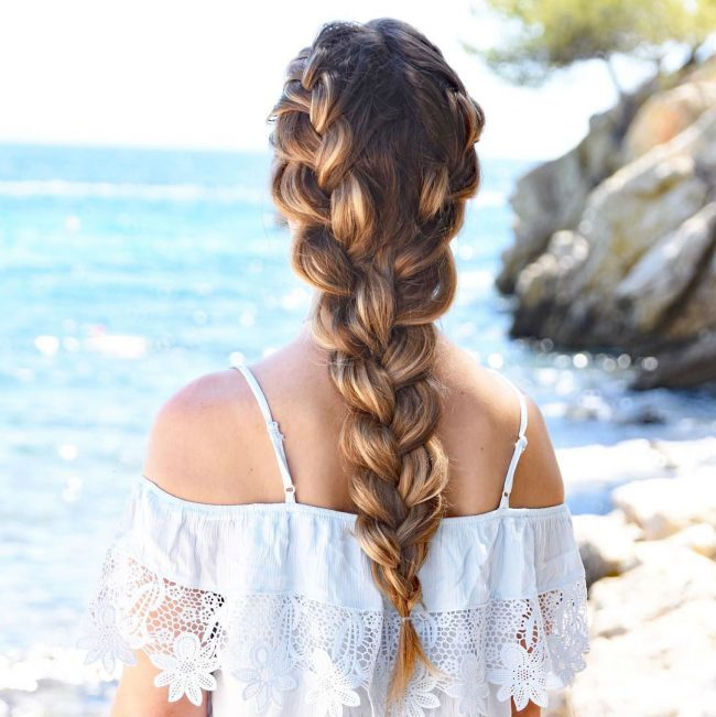 French Braid Hairstyles 44