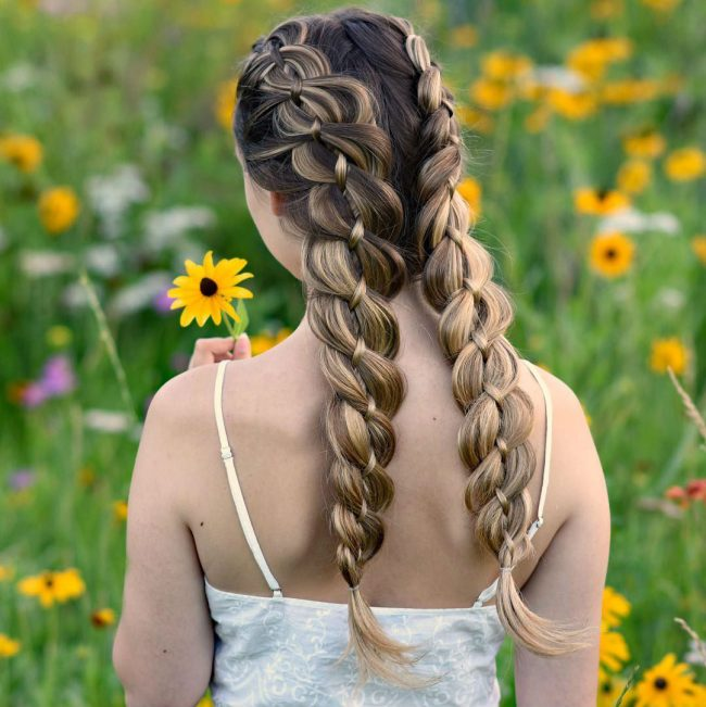 French Braid Hairstyles 46