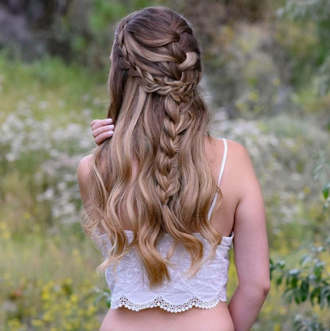 French Braid Hairstyles 47