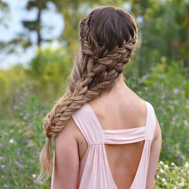 French Braid Hairstyles 48