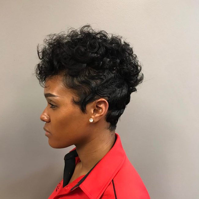 Hairstyles for Black Women 12