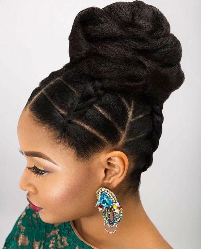Hairstyles for Black Women 20