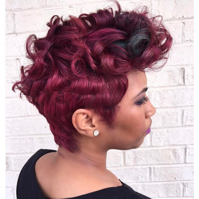 Hairstyles for Black Women 22