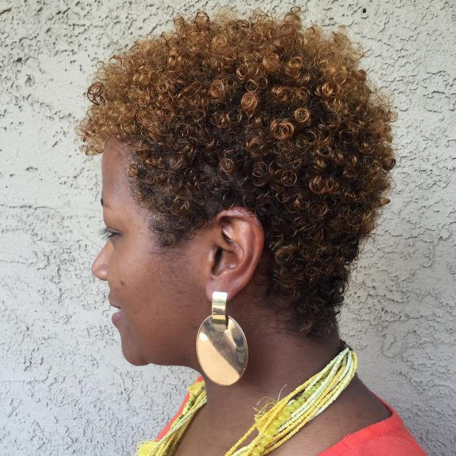 Hairstyles for Black Women 34