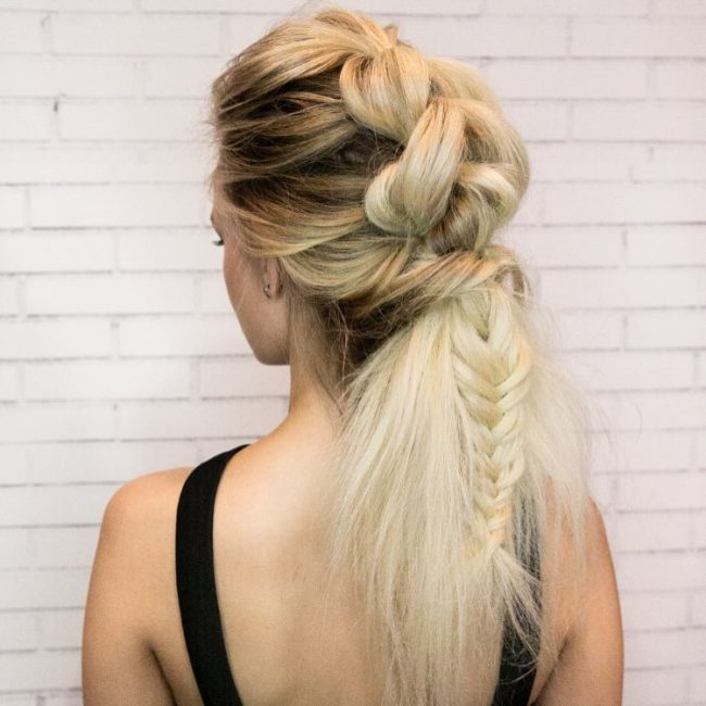 Homecoming Hairstyles 10