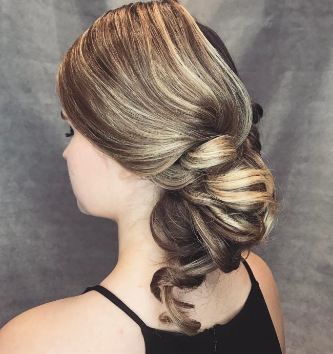 Homecoming Hairstyles 11