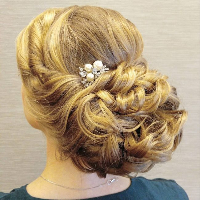 Homecoming Hairstyles 13