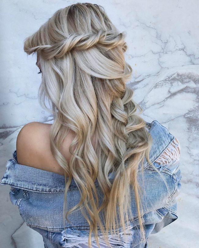 Homecoming Hairstyles 14