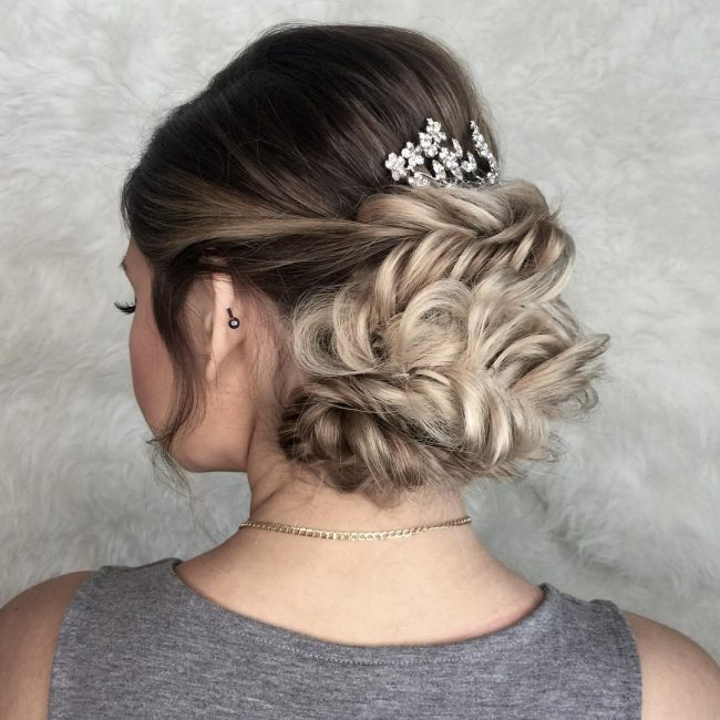 Homecoming Hairstyles 16