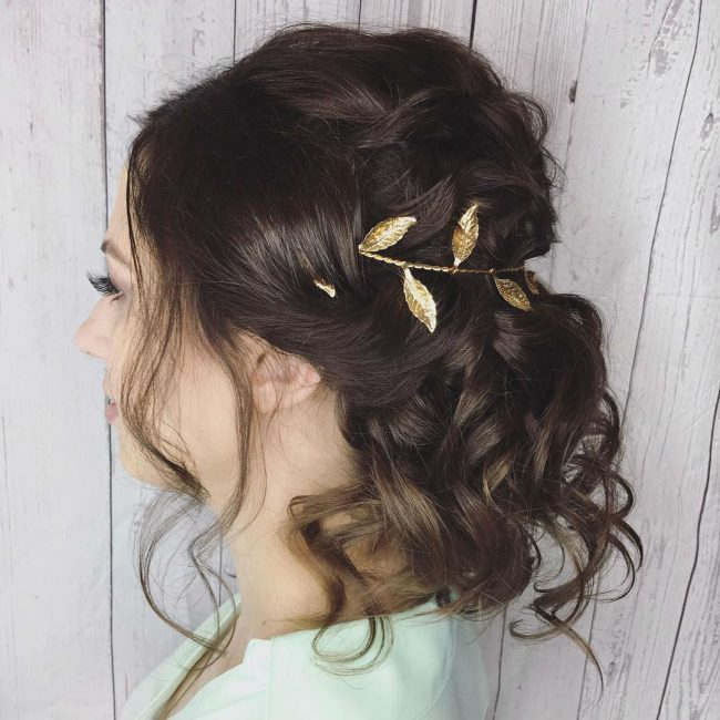 Homecoming Hairstyles 19