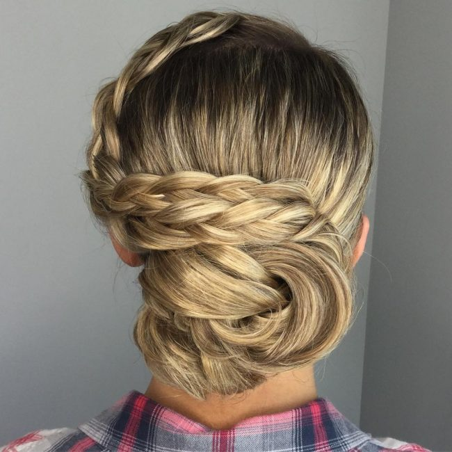 Homecoming Hairstyles 2